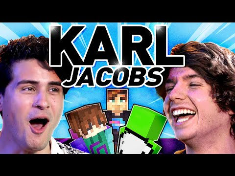 I spent a day with KARL JACOBS