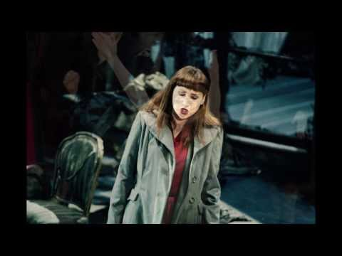 Cristina Antoaneta Pasaroiu sings  Aria di Rachel