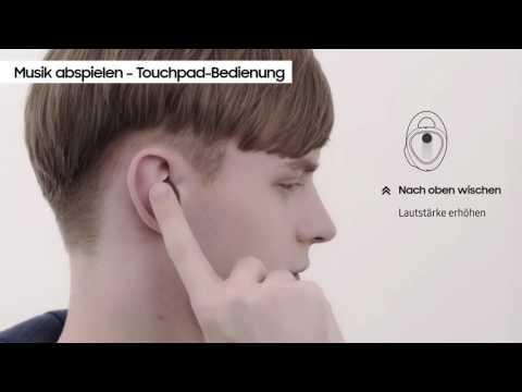 Samsung Gear IconX: Musik übertragen und abspielen