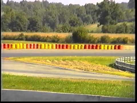 Jordan Peugeot F1 Exibition VIP circuit Paul Armagnac Nogaro 1996