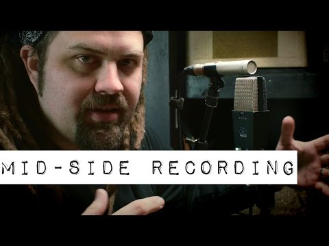 How to Record a Stereo Sound with MS Recording Technique