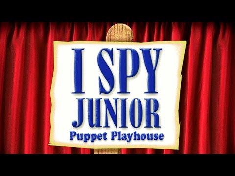 Scholastic - I SPY Junior: Puppet Playhouse (2000)