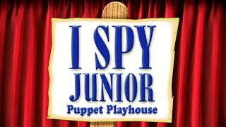 Scholastic - I SPY Junior: Puppet Playhouse (2000)