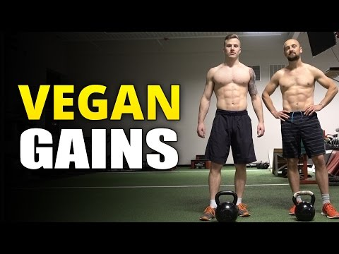 Building Muscle on a Vegan Diet | 3 Crucial Tips