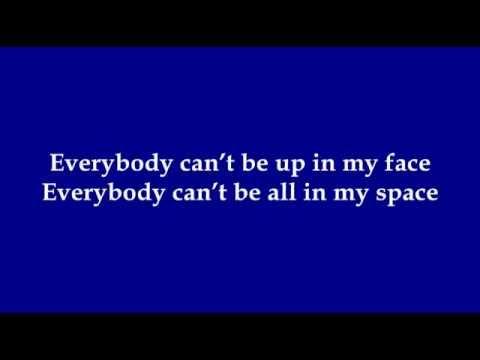 Algebra Blessett- Nobody But You Lyrics