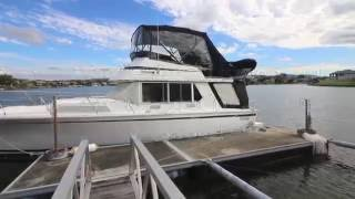Fairway 36 Flybridge Cruiser for sale Action Boating boat sales Gold Coast, Queensland