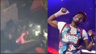 DABABY VICIOUSLY SLAPS WOMAN AT CONCERT ... Fans Boo Rapper Out Of Venue