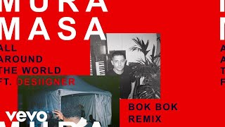 Mura Masa - All Around The World Bok Bok... @ www.OfficialVideos.Net