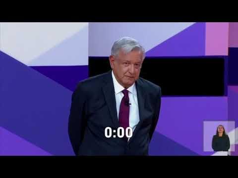 Los mejores momentos del 2do debate presidencial   Destino 2018