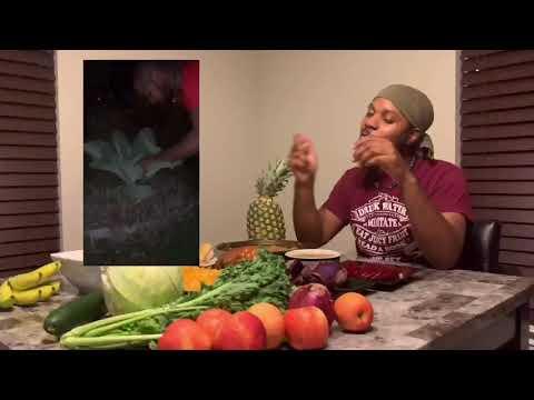 You Name It Challenge - PlantBasedMello Ft. O.G Green Juice