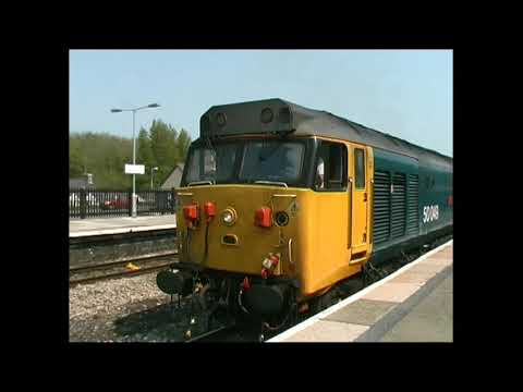 Class 50s In Wales Part 2, 12 Locations