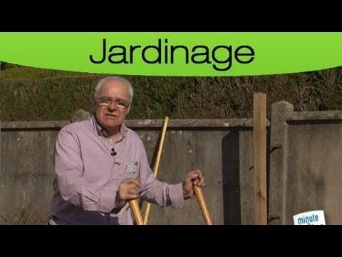 Comment pr parer un jardin potager youtube - Faire un potager debutant ...