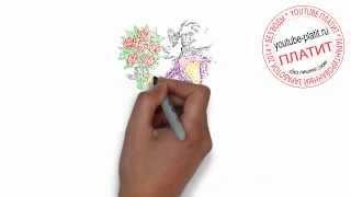Как нарисовать волка из Ну погоди карандашом поэтапно(Как нарисовать картинку поэтапно карандашом за короткий промежуток времени. Видео рассказывает о том,..., 2014-07-17T05:02:12.000Z)