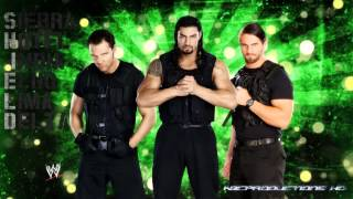 "WWE The Shield Theme 2012-2013 ""Special Op"" CDQ + Download Linkᴴᴰ"