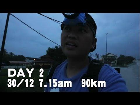 马来西亚第一个人 滑板从KL 到 Ipoh 225km《Steady Game》