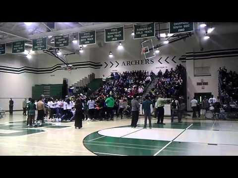 South Side High School's Harlem Shake!!