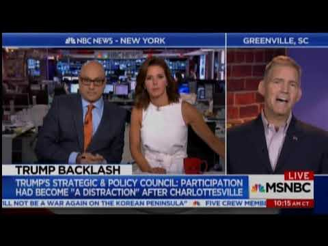 MSNBC Hosts Call Out Trump Campaign Adviser
