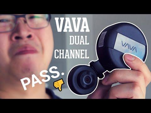 VAVA Dual Channel Dash Cam Review -  Not Good | VA-VD002
