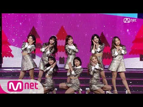 [Lovelyz - Twinkle] KPOP TV Show | M COUNTDOWN 171221 EP.551