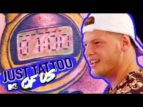 Geordie Shore's Alex Smashes The Studio As Pal Reveals Bedroom Secret | Just Tattoo Of Us 4