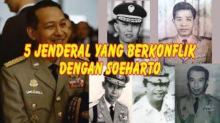 Download lagu 5 JENDERAL YANG BERKONFLIK DENGAN SOEHARTO