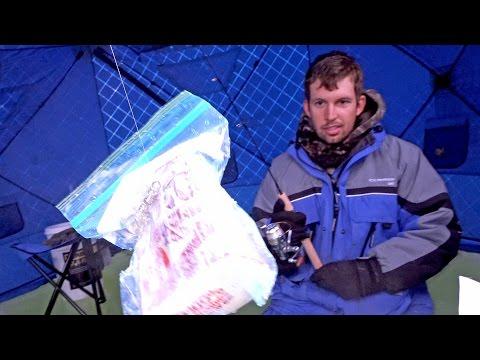 Big Mac Ice Fishing Prank - Ft. Eric Haataja - 4K