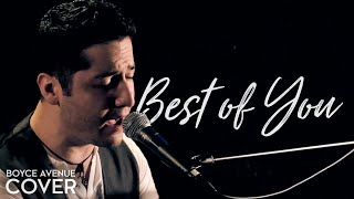 Foo Fighters - Best of You (Boyce Avenue acoustic cover) on Apple & Spotify