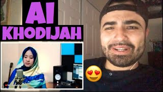 Reacting to Man Ana Cover by Ai Khodijah