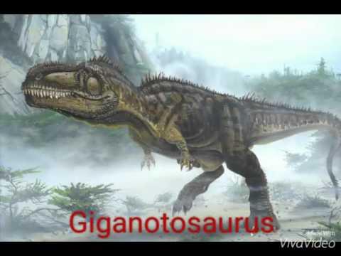 WWWD Episode 6. Giganotosaurus vs Argentinosaurus