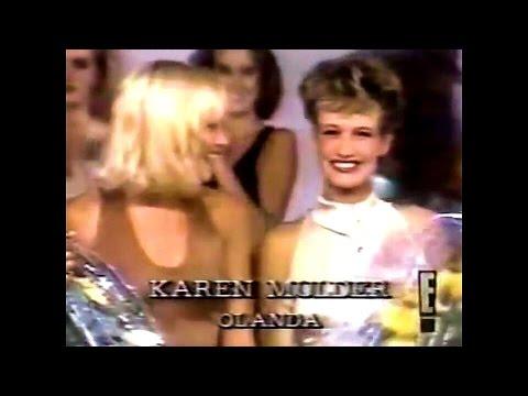 Model Documentary - Karen Mulder