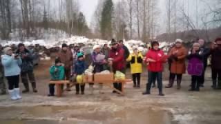 Верхопуйская рыбалка 2-й фестиваль. 4ч. Подведение итогов. Награждение.