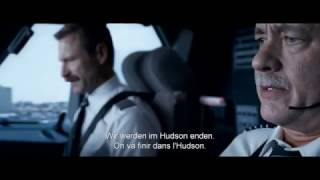 SULLY   Official Trailer #2 HD   English / Deutsch / Français Edf sub