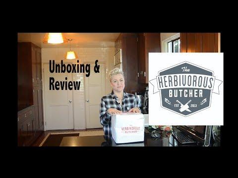 DDD Ep. #105 - Herbivorous Butcher Unboxing & Review