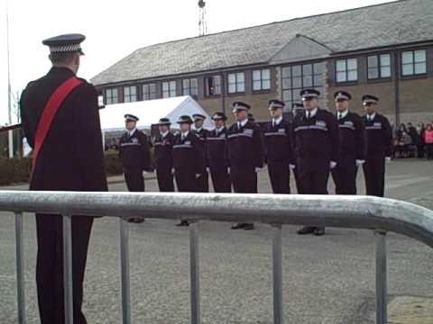 Fife Police Closing Ceremony
