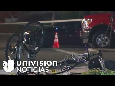 El FBI investiga si un hombre que atropelló a 8 personas en California lo hizo intencionalmente