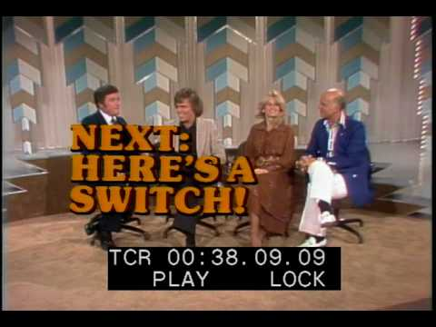 1978 - SWITCH on the Mike Douglas Show -