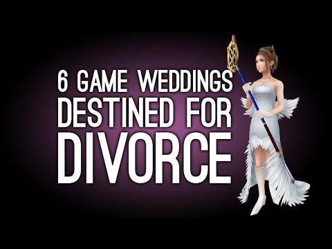 6 Game Weddings Destined For Divorce