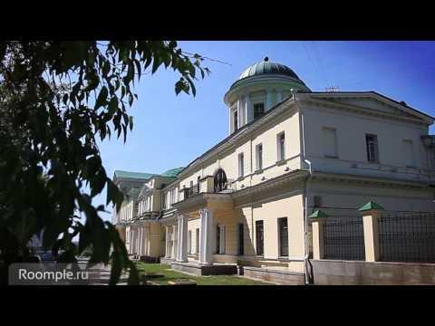 Russia. Ekaterinburg. Sightseeing tour. Ural. Classicism