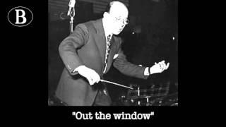 """Pippo Barzizza dirige """"Out the window"""" di C.Basie e E.Durham, 1941."""