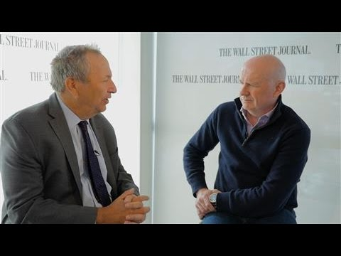 Larry Summers: The Confidence in World Markets Is Fragile