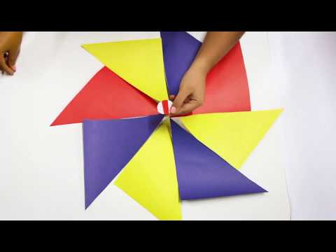 Descubre cómo hacer un ringlete tricolor