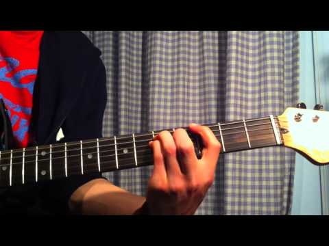 Trick or Treat - Guitar Lesson - Fastway