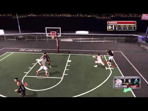 NBA 2K15 in a nutshell