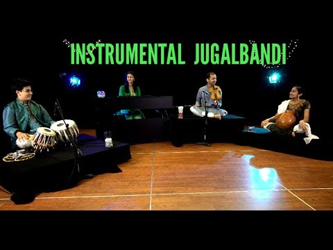 Instrumental Jugalbandi in Raga Behag: Hindustani and Carnatic Collaboration