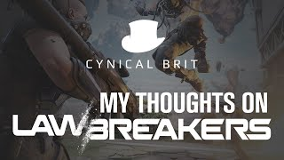 TotalBiscuit's thoughts on Lawbreakers (Alpha)
