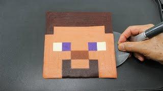 One of TigerTomato's most viewed videos: Minecraft Steve PANCAKE