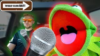 Elmo and Kermit The Frog GO TO KARAOKE CAMP!