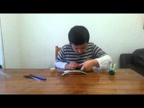 DIY : How to make a paper omnitrix