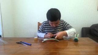How to make a paper omnitrix