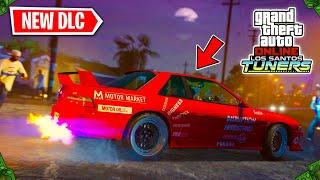GTA 5 Online Los Santos Tuners DLC UPDATE! (EVERYTHING You Missed In The NEW Los Santos Tuners DLC!)